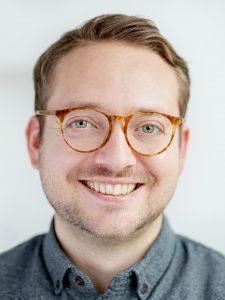 Portrait von Jannis Wiebusch - Architekturfotograf aus Bochum, NRW.